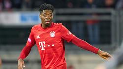 Bright Arrey-Mbi will beim FC Bayern München durchstarten