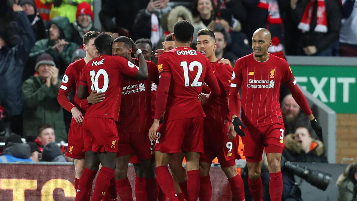 Die Reds bejubelten einen schweren Heimsieg