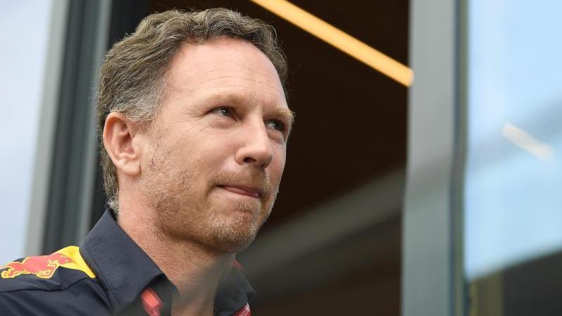 Christian Horner ist der Teamchef von Red Bull Racing