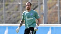 Ralf Fährmann ist die Nummer eins beim FC Schalke 04