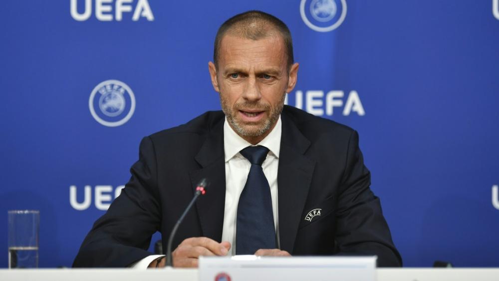 Aleksander Ceferin bestätigt die Verlegung des UEFA-Kongresses