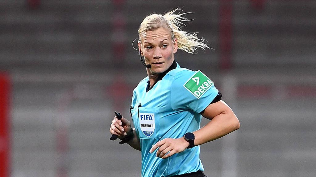 Bibiana Steinhaus-Webb wurde als neue DFB-Chefin vorgeschlagen