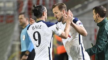 Die Tottenham Hotspur mussten sich Antwerpen geschlagen geben