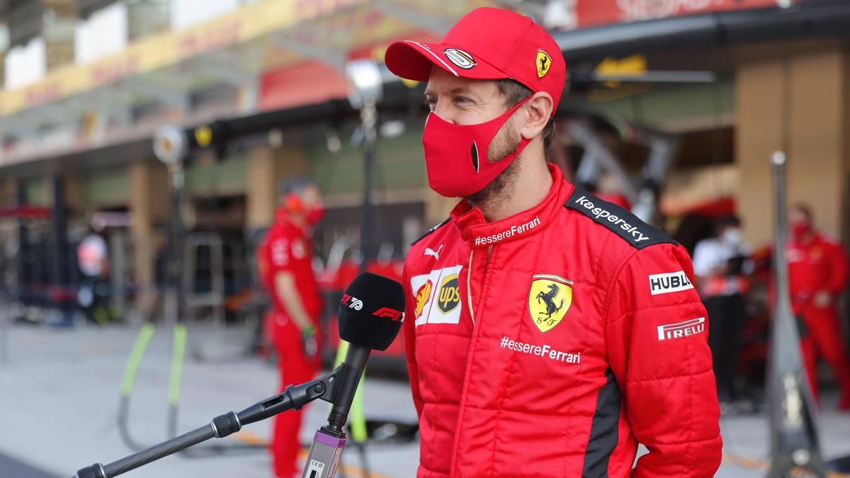 Die Ära Sebastian Vettel bei Ferrari endete ohne Saisonsieg