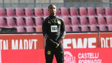 Muss weiter auf sein U21-Debüt warten: BVB-Talent Youssouffa Moukoko