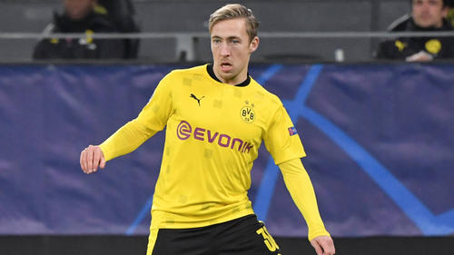 Felix Passlack wird seinen auslaufenden BVB-Vertrag in Kürze verlängern