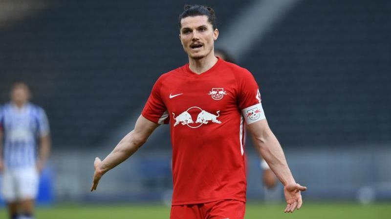 Sabitzer trifft mit RB Leipzig auf den FC Bayern