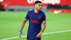 Luis Suárez fehlt Atlético vorerst