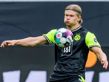Erling Braut Haaland se reencuentra con el gol.