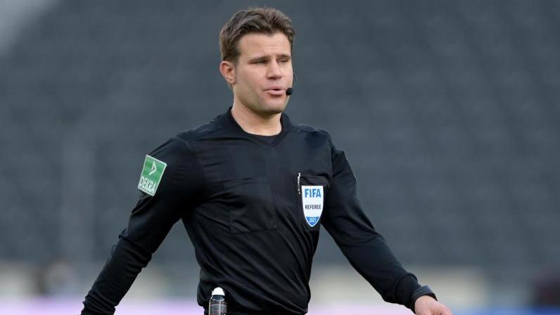 Wurde von der UEFA für die EM nominiert: Felix Brych