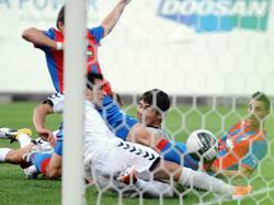 Viktoria Plzeň zieht mit deutlichem 5:1 in die nächste Runde ein
