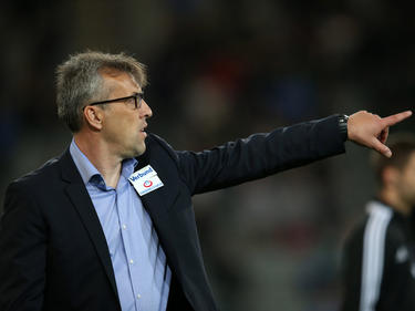 Austria-Trainer Herbert Gager brachte die Veilchen wieder auf Europa-Kurs und steht knapp vor dem Ziel