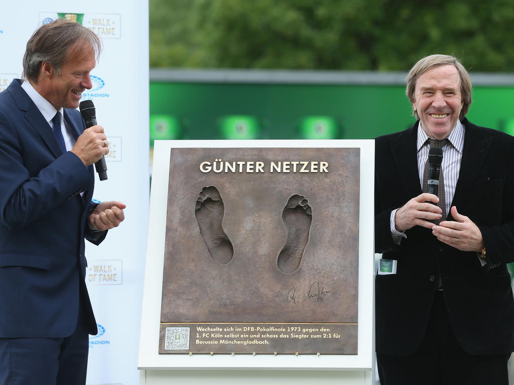 Günter Netzer Vermögen