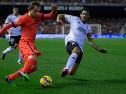 Parejo (re.) bleibt Valencia weiterhin treu