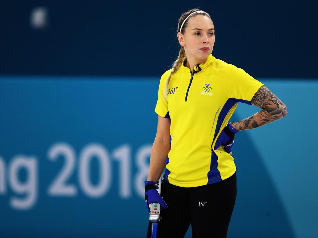 Schweden steht im Curling-Halbfinale