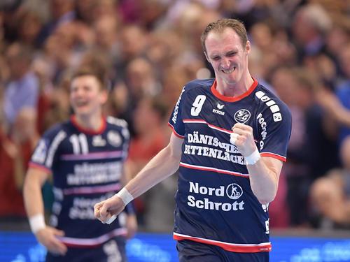Die SG Flensburg-Handewitt siegte in Schweden