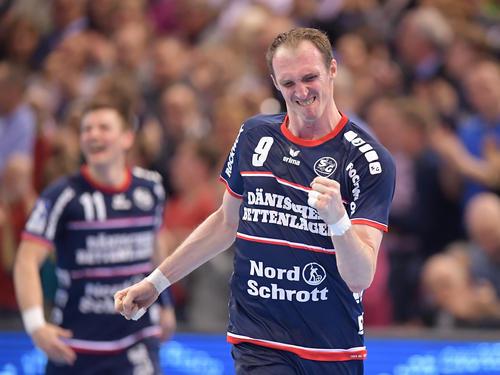 Holger Glandorf und Co. stehen im Champions-League-Viertelfinale