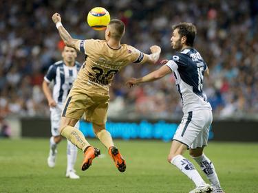 Los 'Rayados' del Monterrey sumaron en casa tres puntos vitales. (Foto: Imago)