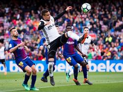 Rodrigo Moreno hat wohl das Interesse der Bayern geweckt