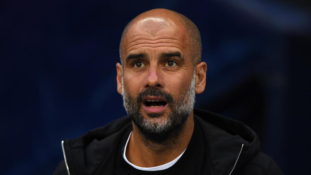 Die Spielidee von Manchester-City-Coach Pep Guardiola schwebt über der WM