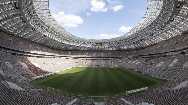 ZSKAMoskau trägt seine Champions-League-Heimspiele im Luschniki-Stadion aus