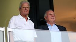 Kennen und schätzen sich seit Jahren: Dietmar Hopp und Uli Hoeneß