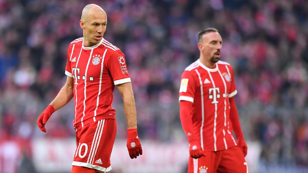 Bayern Krise: Vogts wettert gegen Robben und Ribéry