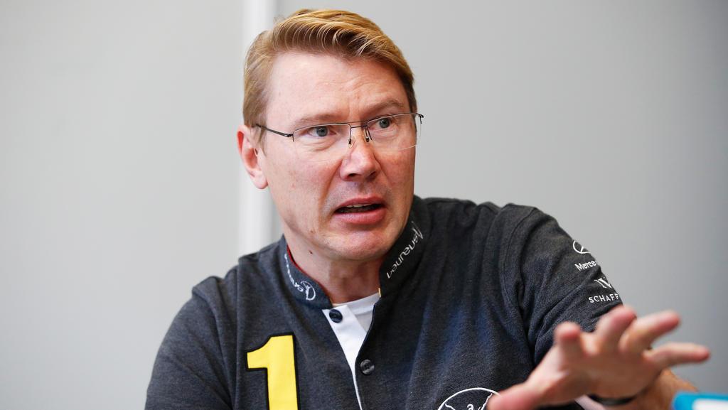 Mika Häkkinen wünscht sich wieder mehr Testfahrten in der Formel 1