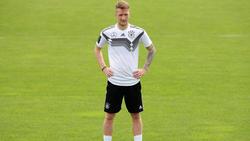 Marco Reus wird das erste Training ausfallen