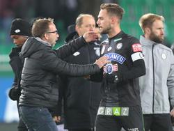 Sturm Graz kann zufrieden sein