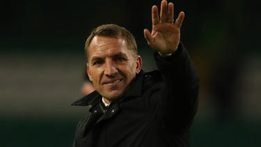 Neuer Teammanager bei Leicester: Brendan Rodgers