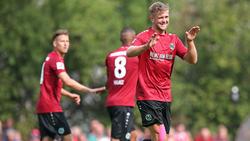 Werder Bremen hat Interesse an Niclas Füllkrug von Hannover 96
