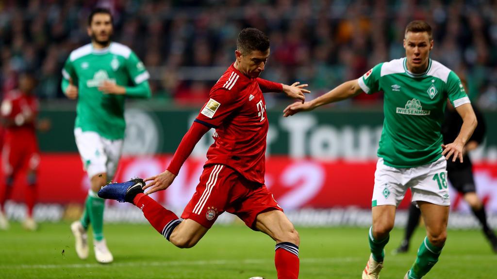 Bayern Gegen Bremen 2021