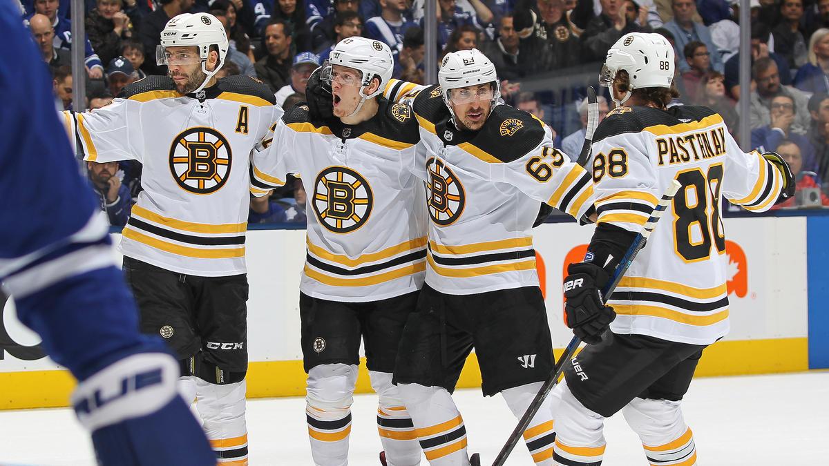Die Bruins haben Spiel sieben erzwungen