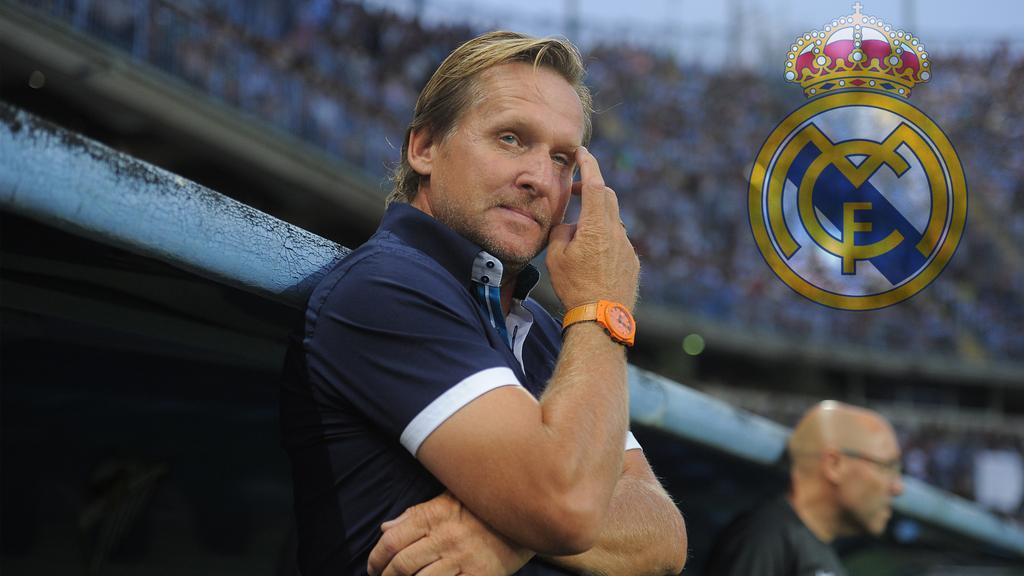 Bernd Schuster hat sich zu Real Madrid geäußert