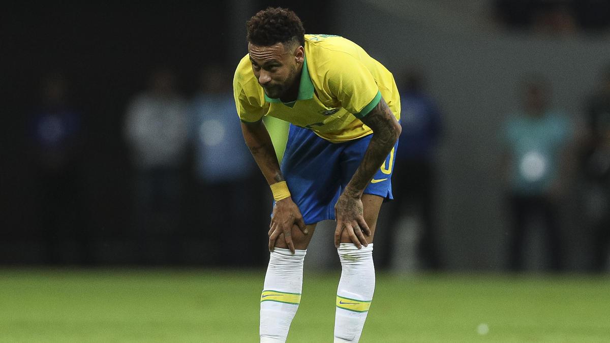 Gegen das vermeintliche Opfer von Neymar wurde geklagt