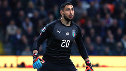 Gianluigi Donnarumma soll Gianluigi Buffon bei PSG beerben