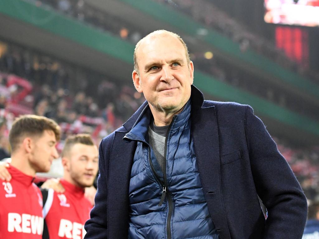 Jörg Schmadtke ist Manager beim 1. FC Köln