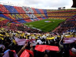 El Camp Nou, casa del FC Barcelona, es el estadio más grande de Europa. (Foto: Getty)