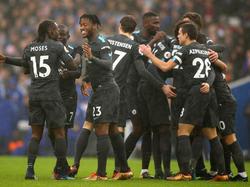 Der FC Chelsea hat nach einer Sieglos-Serie wieder einen Dreier gelandet