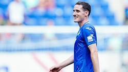 Strebt die Rückkehr in die Nationalmannschaft an: Sebastian Rudy