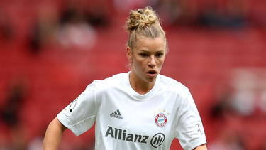 Linda Dallmann erzielte zwei Treffer für den FC Bayern