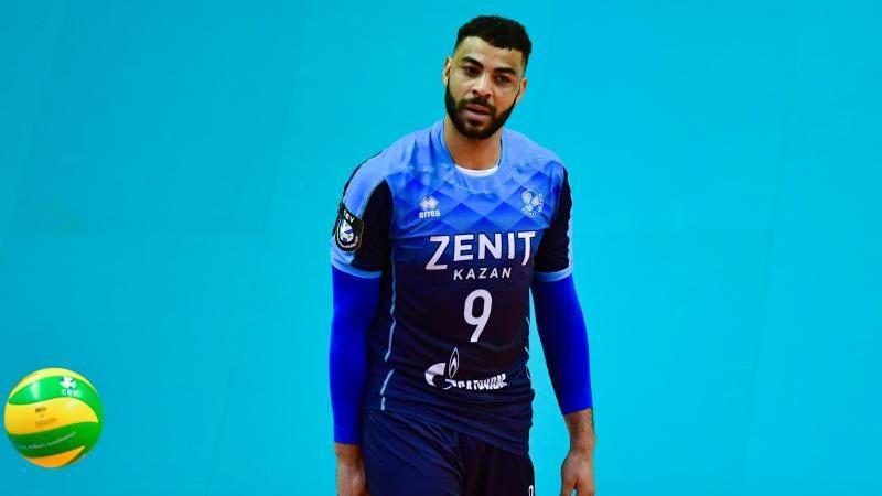 Fehlt dem französischen Volleyball-Nationalteam wegen einer Muskelverletzung: Superstar Earvin Ngapeth