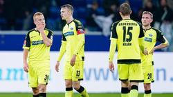 Paderborn holte sich in Hoffenheim eine klare Niederlage ab