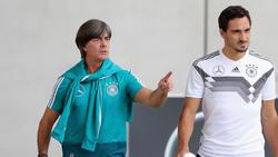 Kehrt Mats Hummels doch noch zur Nationalmannschaft zurück?
