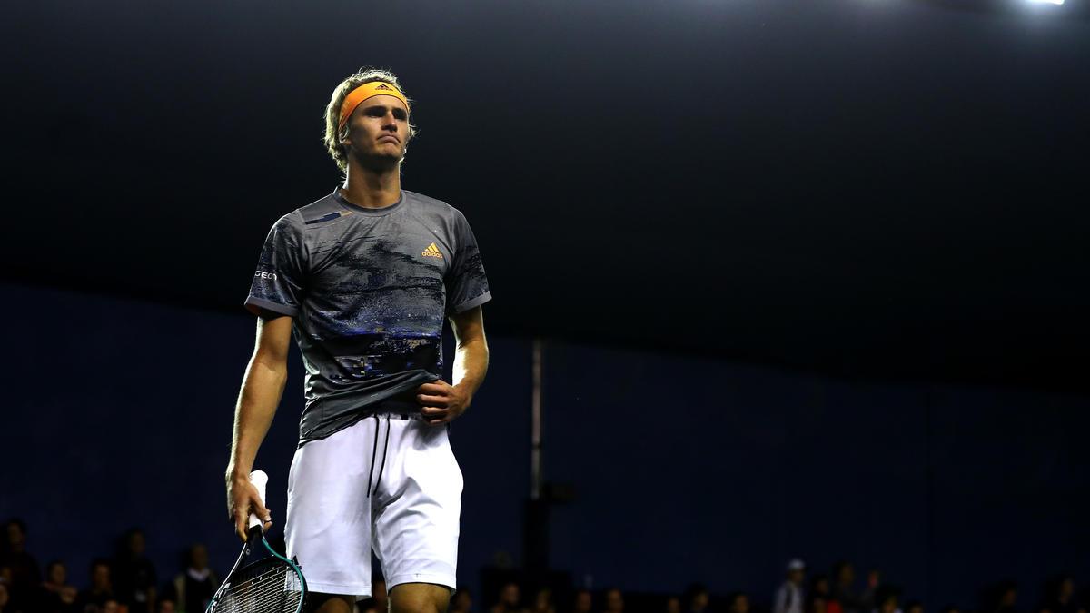 Alexander Zverev will seinen Titel bei der Tennis-WM verteidigen