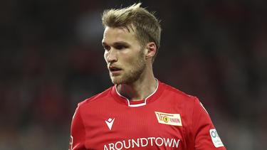 Sebastian Andersson spielt bisher eine starke Bundesliga-Saison