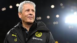 Lucien Favre hat sich zur Lage beim BVB und Erling Haarland geäußert
