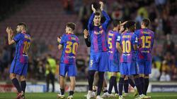 Der FC Barcelona kann auf den Achtelfinal-Einzug hoffen