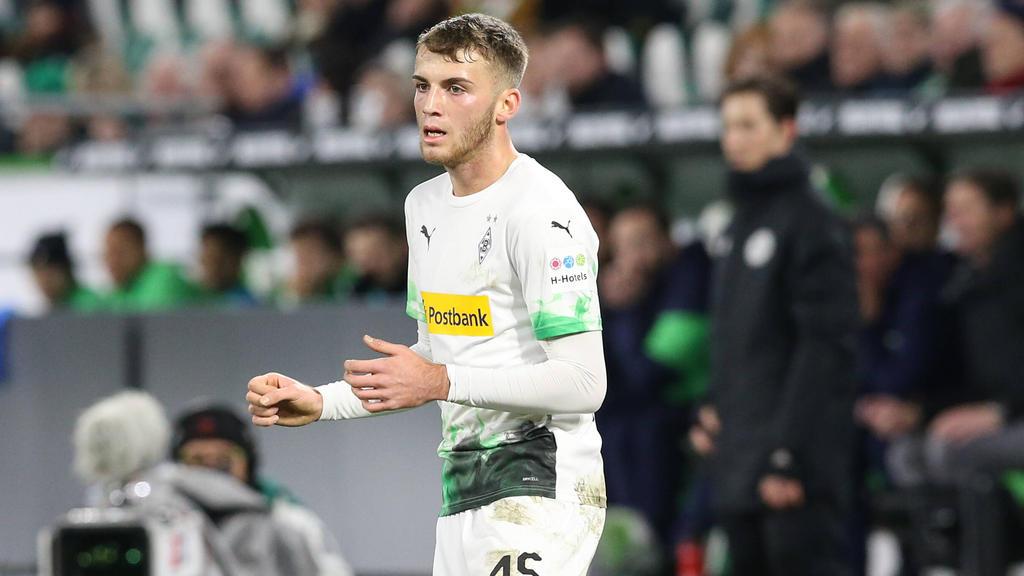 Jordan Beyer wechselt von Gladbach zum HSV